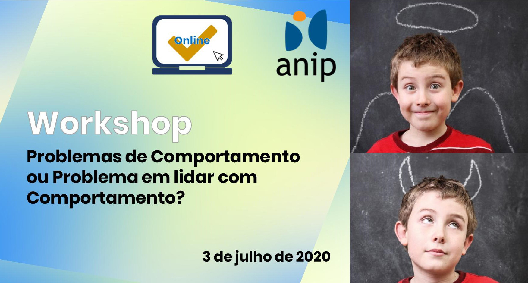 Workshop Problemas de Comportamento (online)