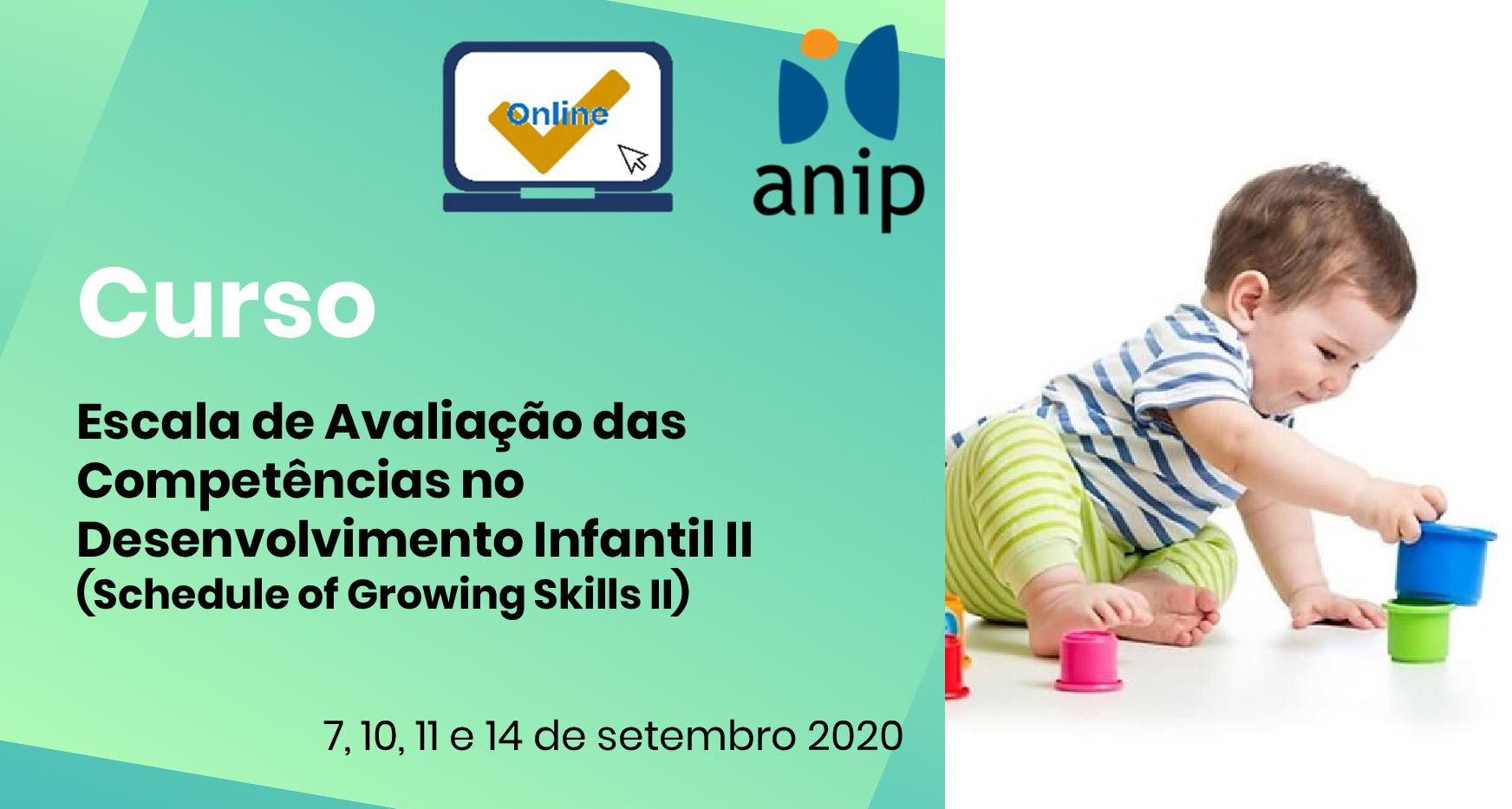 Escala de Avaliação Schedule of Growing Skills II (online)