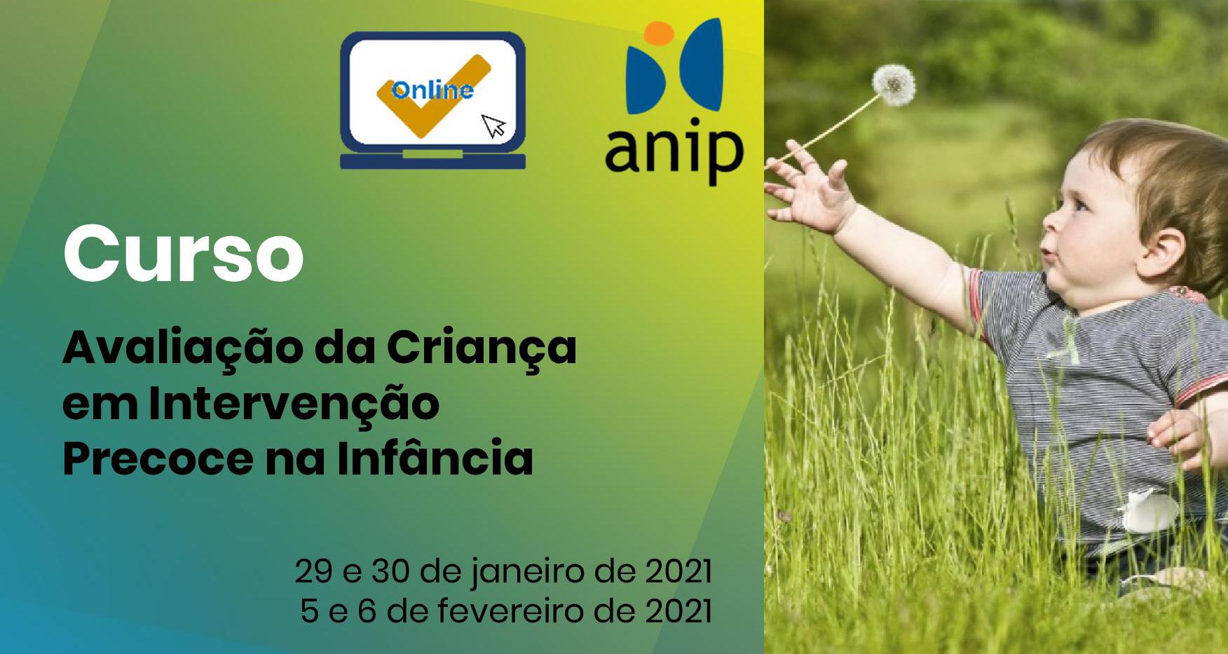 Avaliação da Criança em IPI (online)
