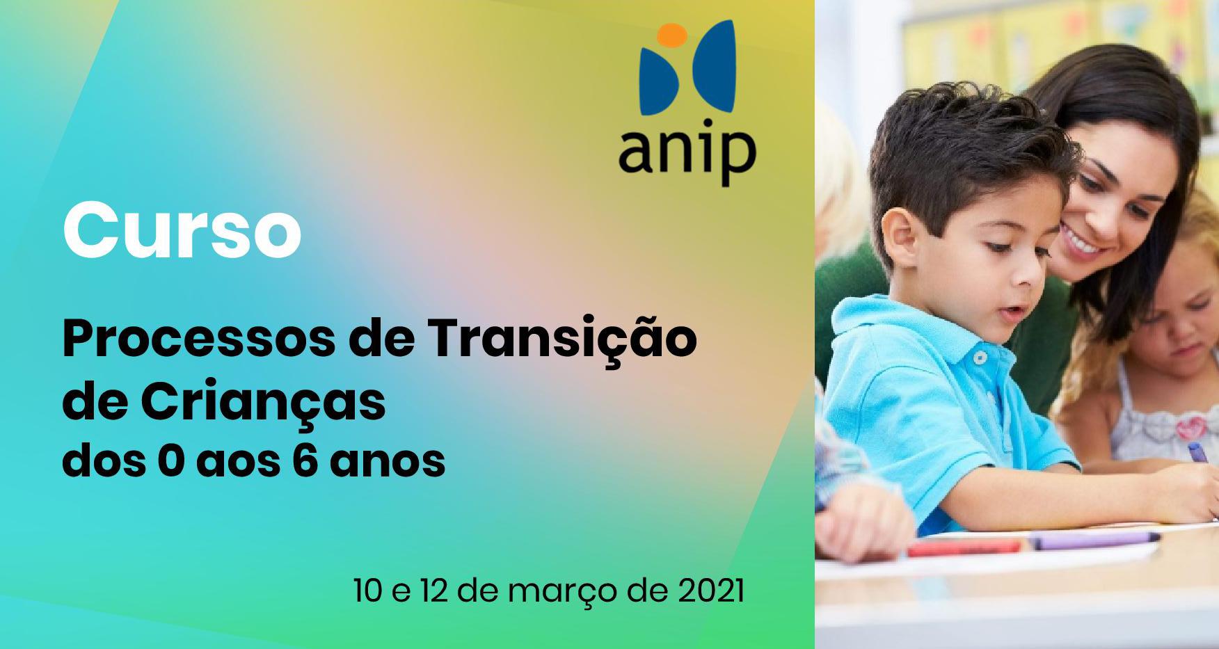 Processos Transição de Crianças (online)
