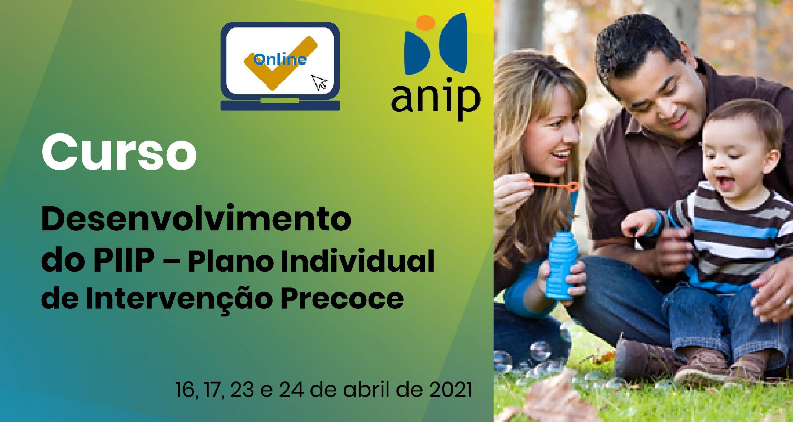 Desenvolvimento do PIIP (online)