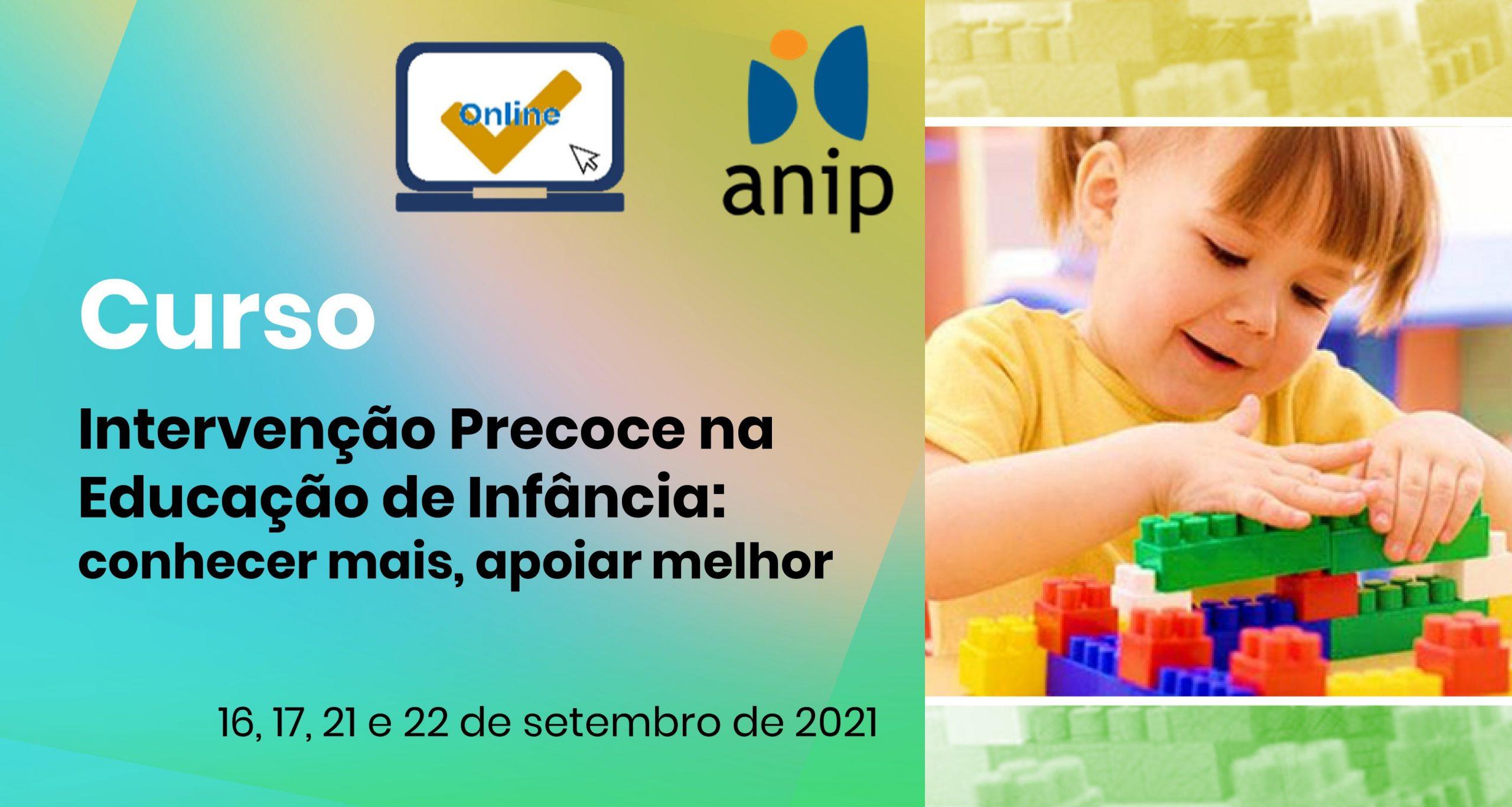 IP na Educação de Infância – conhecer mais (online)