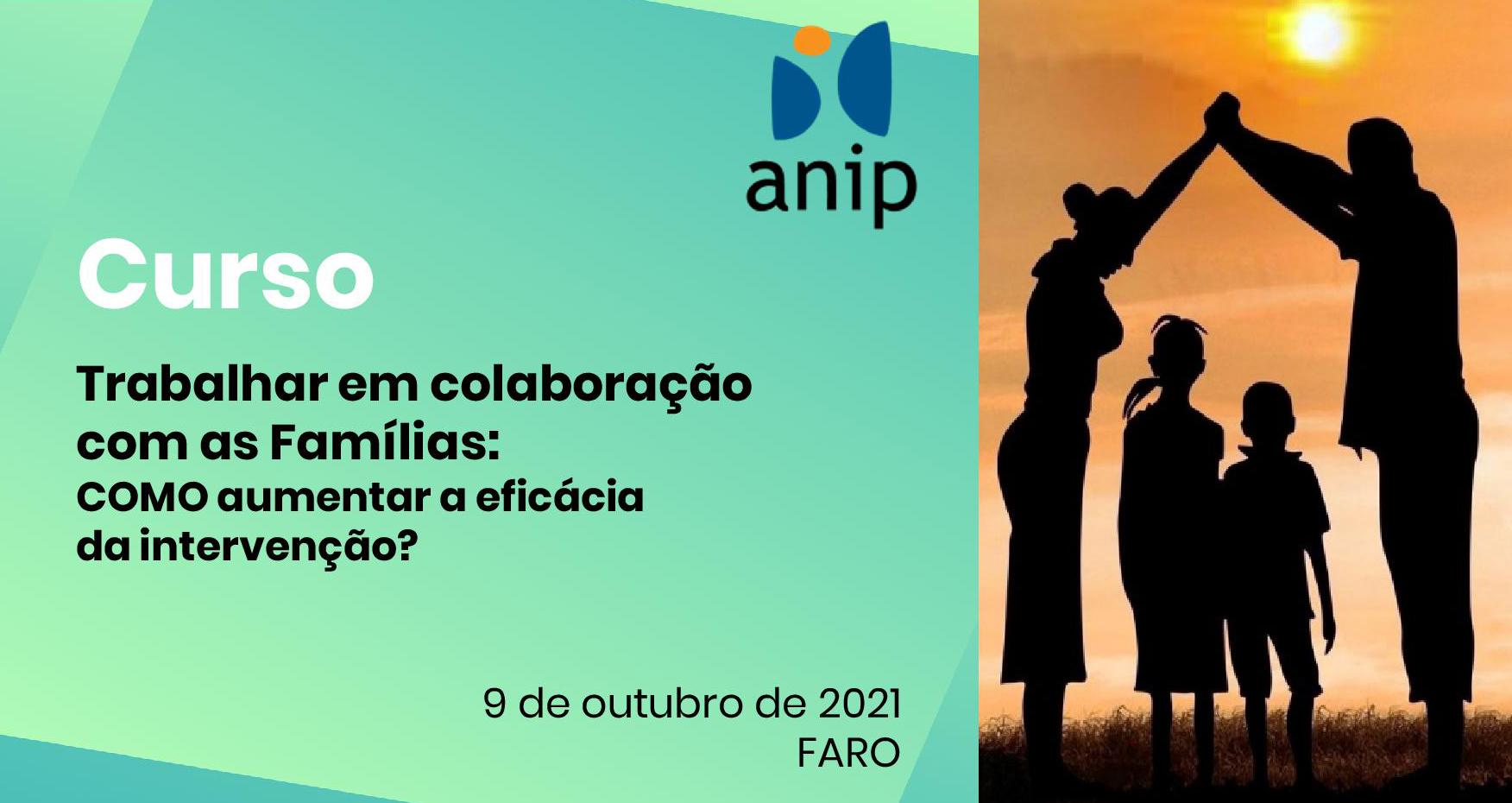 Trabalhar em colaboração com as Famílias (Faro)